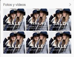 Fotos y vídeos Zara