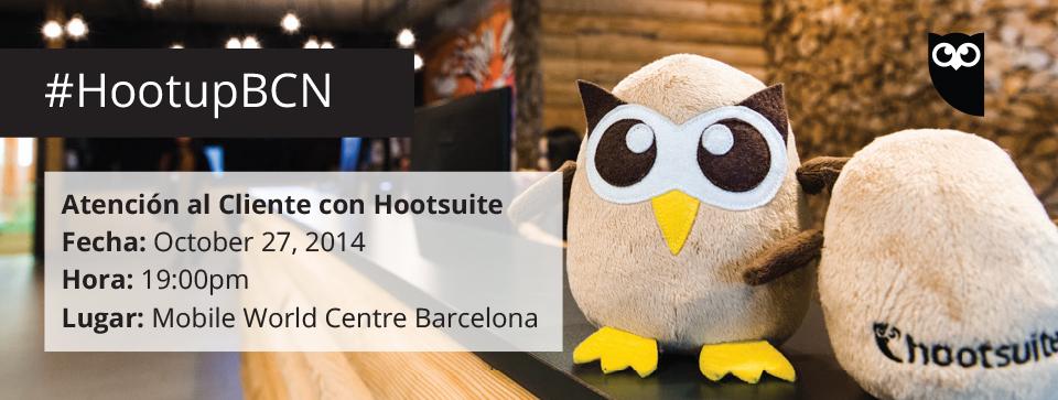 HootUp: Atención al Cliente en Redes Sociales con Hootsuite