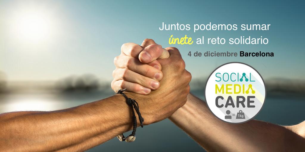 La solidaridad es de todos: Social Media Care 3ª edición