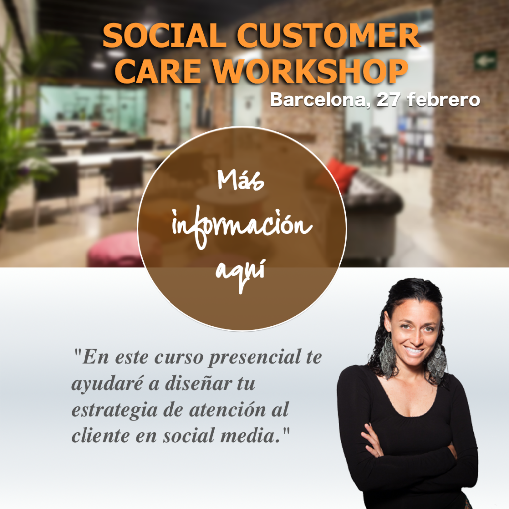 Workshop Social Customer Care