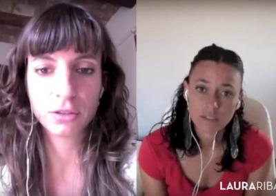 Entrevista a Laura Rivas, 2014