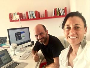 Community Management para mamás -Franc Carreras y Billie Sastre-