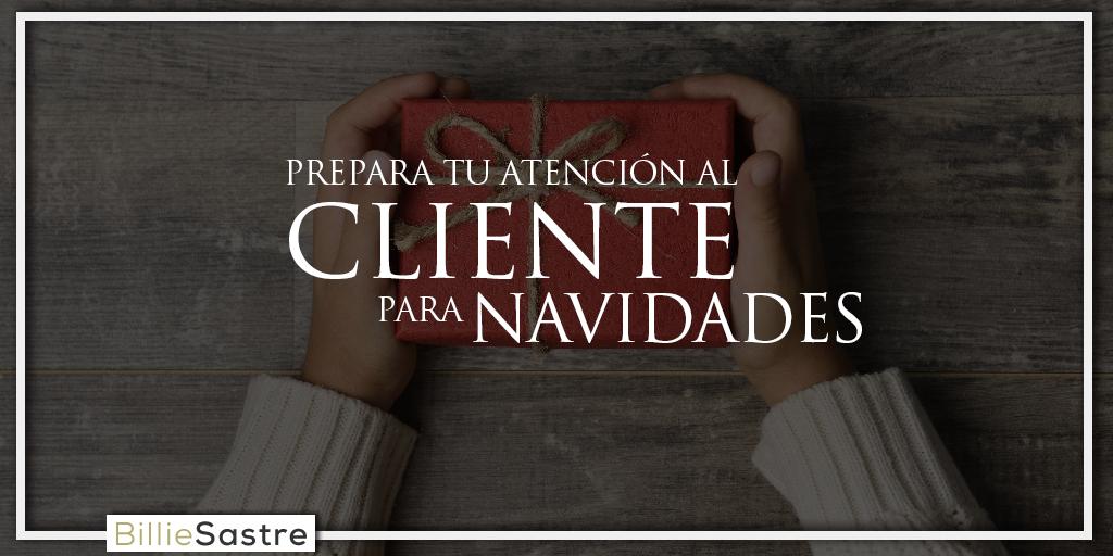 Prepara tu atención al cliente para navidades con estas estrategias