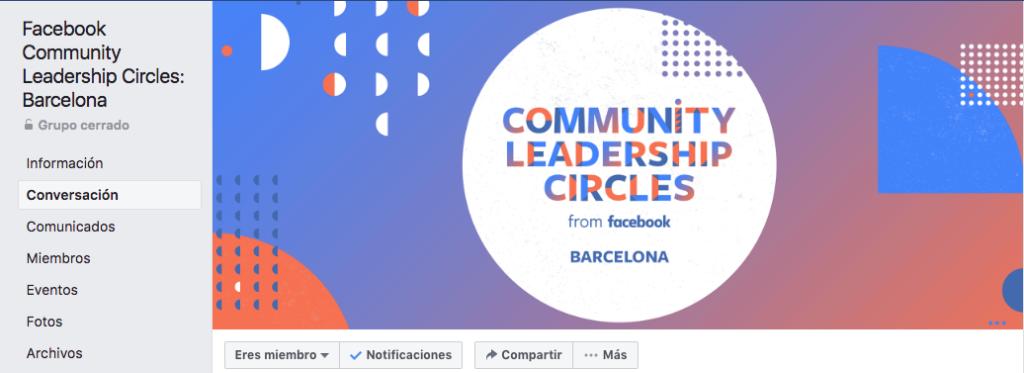 Grupo de Facebook CLC Barcelona