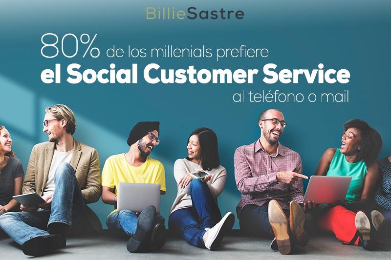 Millenials y Social Customer Service